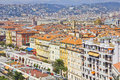 View of Nice, France Stock Photos