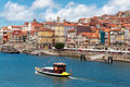 View of old town of porto portugal in Royalty Free Stock Photos