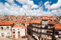 View of old town of porto portugal Stock Photography