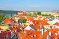 View of Old town Prague, Czech Stock Photo