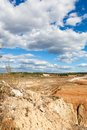 View opencast Royalty Free Stock Image