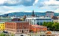 View of Oslo city centre