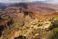 View over the Grand Canyon landscape, USA Royalty Free Stock Photo