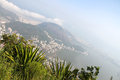 View over rio de janeiro panoramic brazil south america Stock Photos