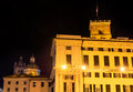 View of Palazzo Ducale in Genoa Royalty Free Stock Photo