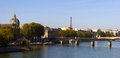 View of Paris, France Royalty Free Stock Photos