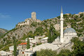 View pocitelj village near mostar bosnia herzegovina Stock Photos