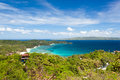 View point boracay island philippines Royalty Free Stock Photo
