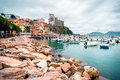 View of Porto Venere Royalty Free Stock Photography