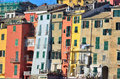 View in portovenere italy porto venere beautifull village Royalty Free Stock Photography