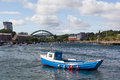 View From the Quayside Royalty Free Stock Photo