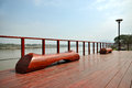 View of a resort in Thailand Royalty Free Stock Photo