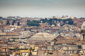 View of Rome, Italy Stock Images