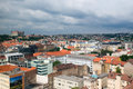 View on the roof of Bratislava