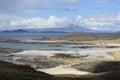 View of Sanna Bay Royalty Free Stock Photo