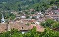 View of Sirince village, Izmir Province, Turkey Royalty Free Stock Photo