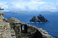 View From Skellig Michael On L...