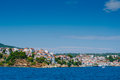 View of Skiathos Royalty Free Stock Photography