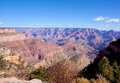 View from the south rim of grand canyon national park in arizona trail presents incredible vistas Royalty Free Stock Photos