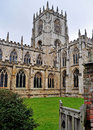 View st marys church beverly yorkshire uk Royalty Free Stock Photo