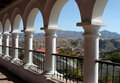 View of Sucre, Bolivia Royalty Free Stock Photography