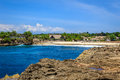 View of Sunset Point, Nusa Lembongan, Indonesia Royalty Free Stock Photo