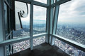 View from Taipei 101 Royalty Free Stock Photo