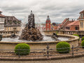 View to gotha germany Royalty Free Stock Photography