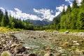 View to High Tatras, Slovakia