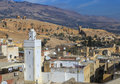 View from the top of the medina of Fez Morocco Royalty Free Stock Photo