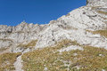 View on the top of mt pilatus in switzerland Stock Images