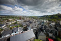 A view of Totnes, Devon Stock Images