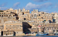 View of Valletta, Malta Stock Images