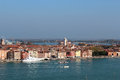 View of Venice in the morning Royalty Free Stock Photography