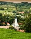 Pohled na vesnici Devín