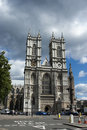View of Westminster Abbey Royalty Free Stock Photography
