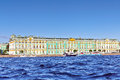 View Winter Palace  in  Saint Petersburg Stock Photography