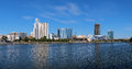 View of Yekaterinburg-City, Russia Royalty Free Stock Photo