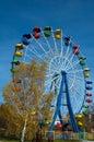 Viewing Wheel Royalty Free Stock Image