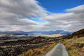 Views around snowdonia national park cnicht mountain north wales uk Royalty Free Stock Image