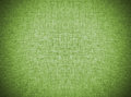 Vignette Green Abstract Recycle Paper Pattern on Lace Fabric Background Texture, Vintage Style Royalty Free Stock Photo