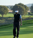 Vijay Sinjh 2012 Farmers Insurance Open Stock Images