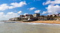 Viking bay at broadstairs on the isle of thanet kent england uk Stock Photos