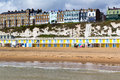 Viking bay at broadstairs on the isle of thanet kent england uk Stock Images
