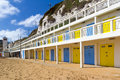 Viking bay at broadstairs on the isle of thanet kent england uk Stock Photo
