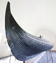 Viking boat Royalty Free Stock Photo