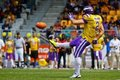 Vikings vs . Raiders Stock Photos