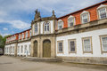 Vila Flor in the center of Guimaraes Royalty Free Stock Photo