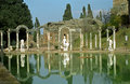 Villa Adriana, Italy Stock Photography