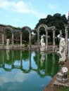 Villa Adriana near Rome, Italy Royalty Free Stock Images